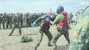 Russian special forces hand to hand combat training and combat