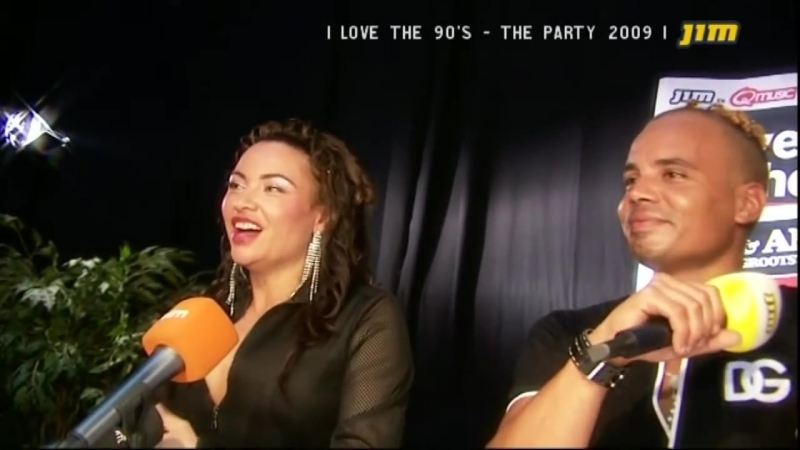 2 Unlimited - I Love The 90's - The Party 2009 (Part 1 of 2)