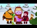 ЛУНТИК - Все Новогодние серии подряд. Мультики про Новый год и зиму