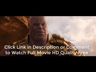 Мстители: Бесконечная война (2018) / Avenger  Infinity War 2018 Full Movie HD Quality