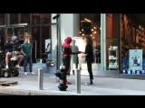 2018 › Съёмки фильма «Человек-Паук: Вдали от дома» в Нью-Джерси