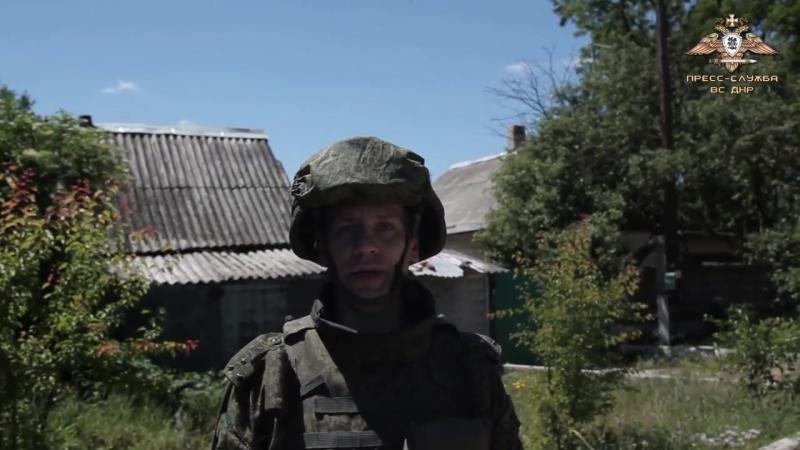 В результате обстрела ВСУ в селе Васильевка ранена девушка.
