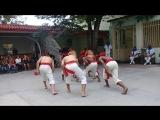 13.01.2018 Havana. Sabado de la Rumba. Conjunto Folklorico Nacional de Cuba. Chango.