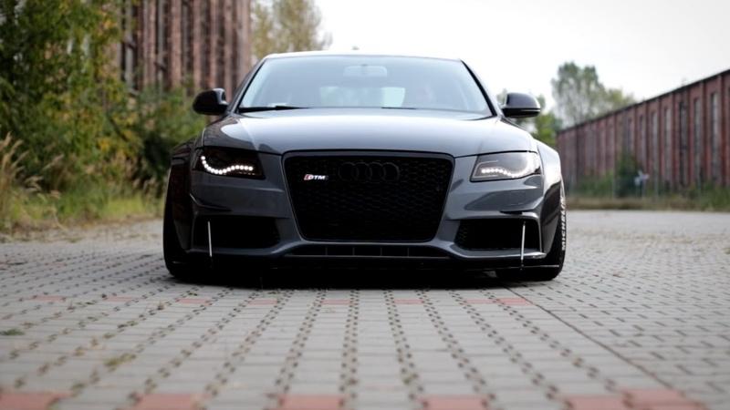 Custom made Audi A4 Carbon Widebody 4.2L V8 FSI Quattro