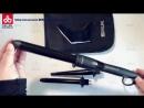 Набор плоек для волос DEWAL TRIO (19/25/13-25 мм)
