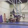 "Paige Jarreau on Instagram: ""Some more hammock moves for y'all. ❤️ aerialdance dance aerialnation flexibilty aerial aerialhammock aerialsil..."