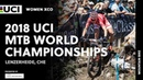 2018 UCI Mountain Bike World Championships - Lenzerheide (CHE) / Women's XCO