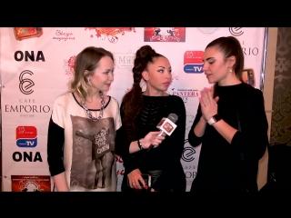 Интервью Елизаветы Роднянской и Марины Ильтьо (проект 'МелиSSа', TV SHANS)