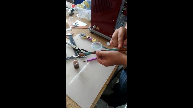 Урезы для ручек сумки