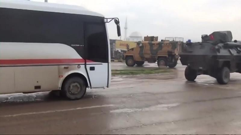 Damaskus will Kurden in Afrin militärisch unterstützen – Türkei warnt vor den Folgen