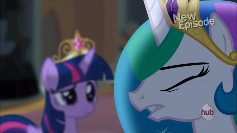 Luna Angel of Darkness MLP FIM PMV (Луна Ангел Тьмы)