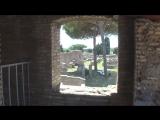 Остия Антика. Часть 2. Дом расписных сводов