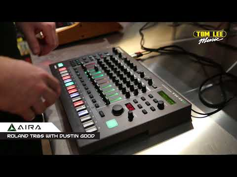 Roland TR8S with Dustin Good