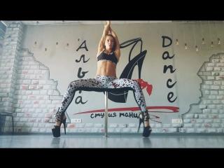 Exotic Pole-Dance/ Olya Struchaeva
