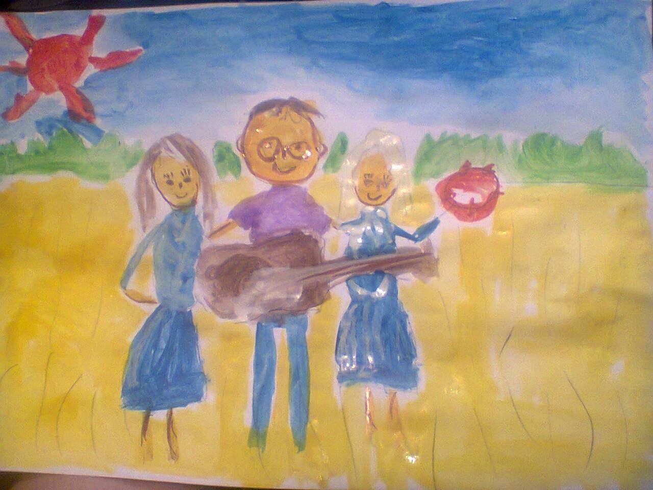 Группа «ЕжеВикА» проводит конкурс для детей