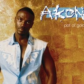Akon альбом Pot of Gold