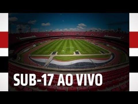 PAULISTA SUB-17: SÃO PAULO X OESTE   SPFCTV