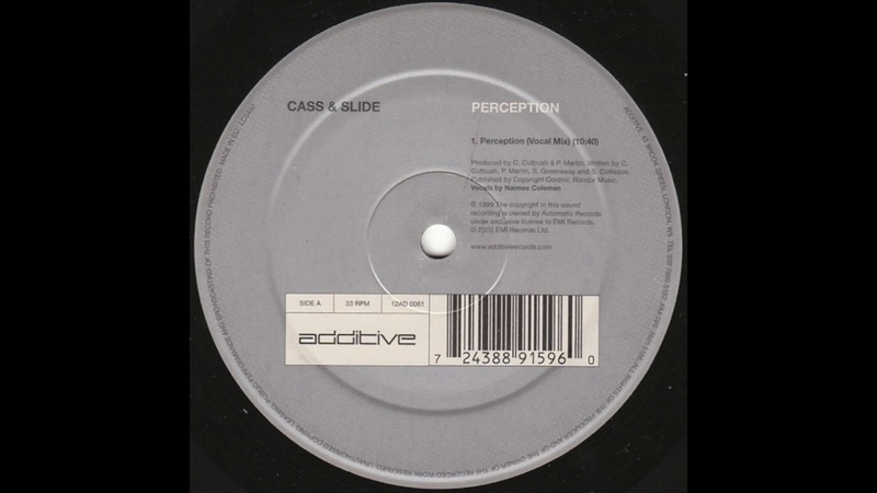 Cass Slide - Perception (Vocal Mix) (2000)
