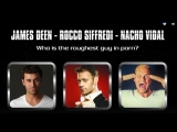 vk.combeanporn Extreme Rough Sex Compilation - Rocco Siffredi VS James Deen VS Nacho Vidal sex porn порно секс минет, сосет