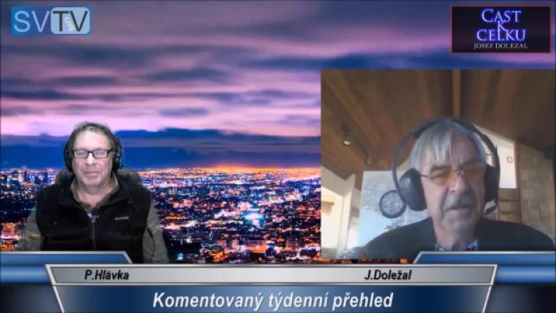 J.Dolezal z USA Komentovaný týdenní přehled - YouTube