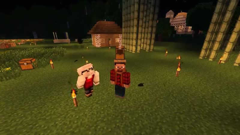 Деревенские Будни - ГОЛЫЙ ФИРАМИР (Minecraft 1.6.4) 05