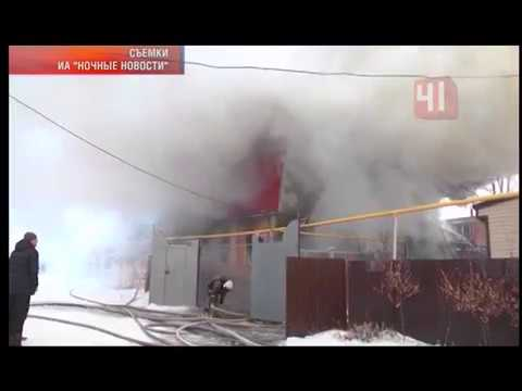 Сгорел гробовой бизнес / Новости