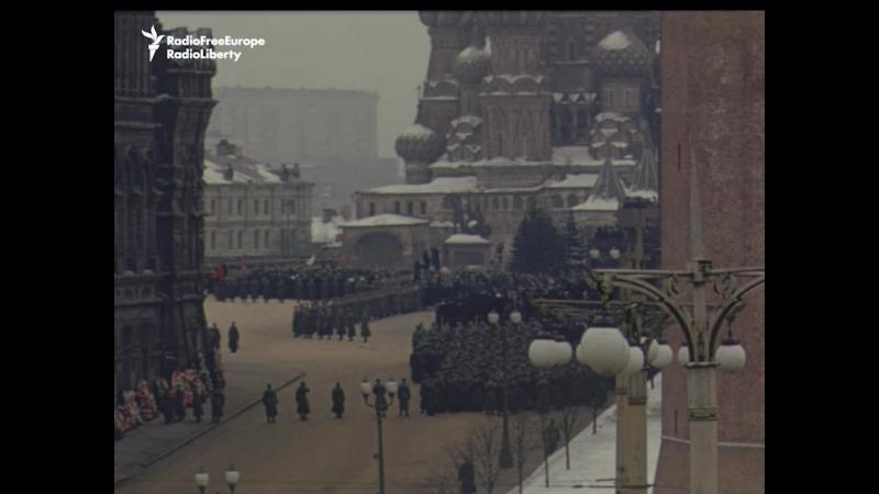 Архив Манхофа Похороны Сталина 1953