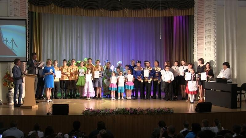 Гала-концерт победителей творческих конкурсов
