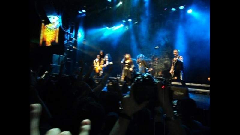 Therion - The Rise of Sodom and Gomorrah(Moscow 12.04.18)