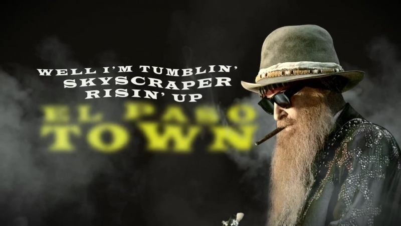 Billy F Gibbons - Rollin and Tumblin (Lyric Video)