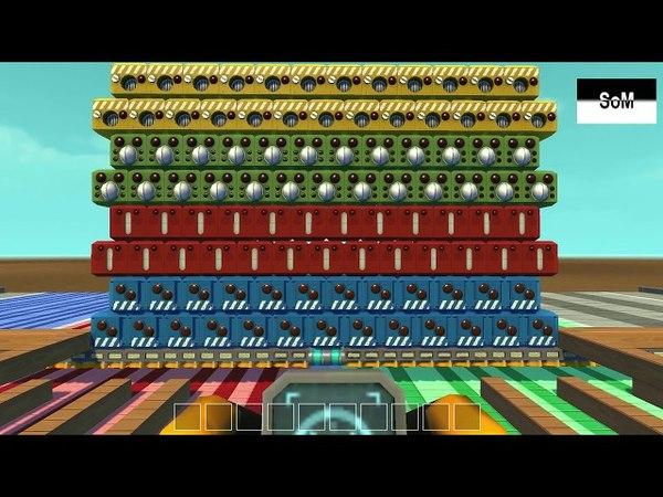 Scrap Mechanic music 2 Pink Panther theme song full cover Розовая Пантера музыка, кавер полностью