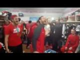 Просто охуенно! Сборная России по хоккею празднует победу на Олимпиаде