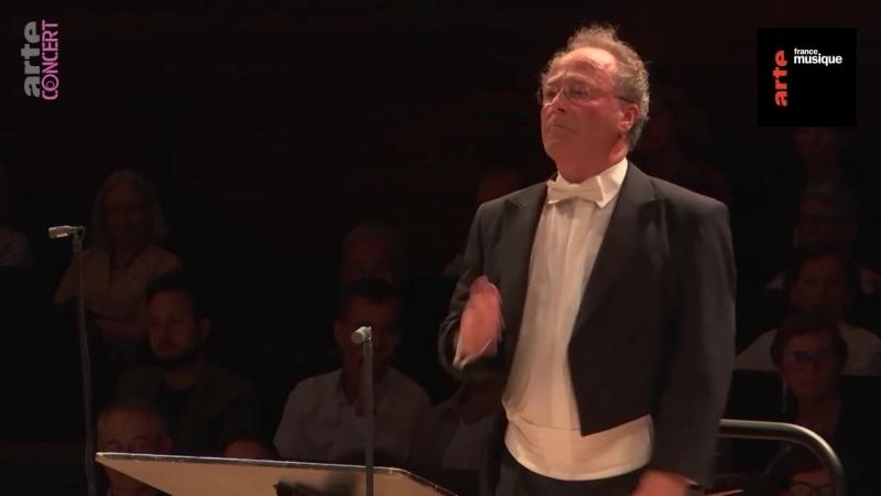 L'Orchestre National de France interprète Lalo Saint Saëns et Brahms