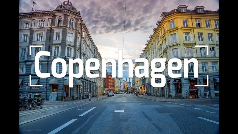 COPENHAGEN - DANISH NORDIC FOOD VLOG 1