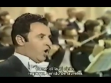 Se quel guerriero io fossi - Celeste Aida - Carlo Bergonzi - Aida de Verdi