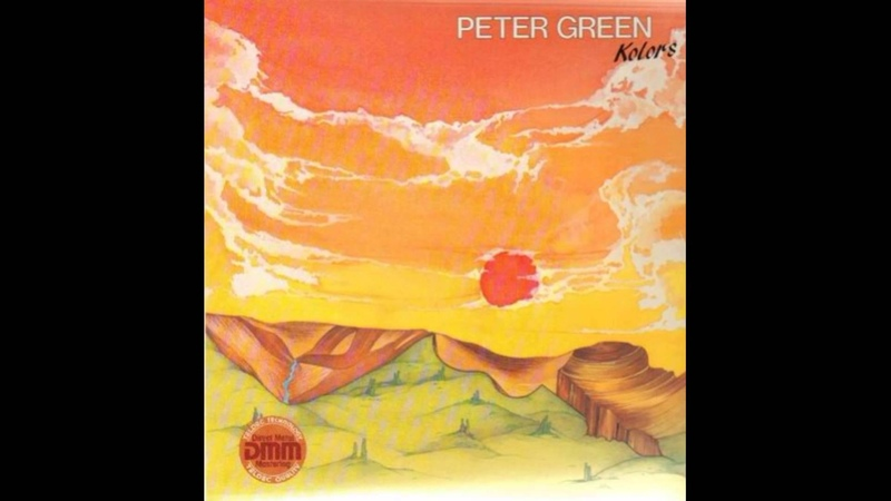 Peter Green - Kolors ( Full Album ) 1983