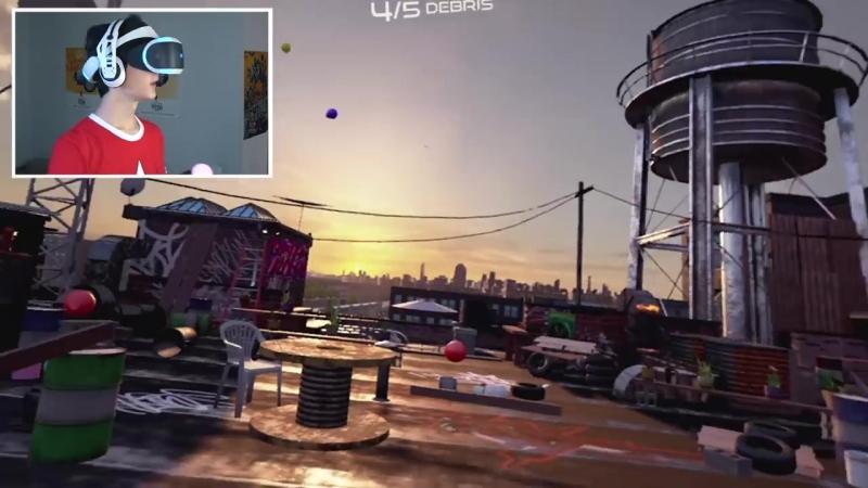 [Qewbite] СИМУЛЯТОР ЧЕЛОВЕКА-ПАУКА в PlayStation VR!