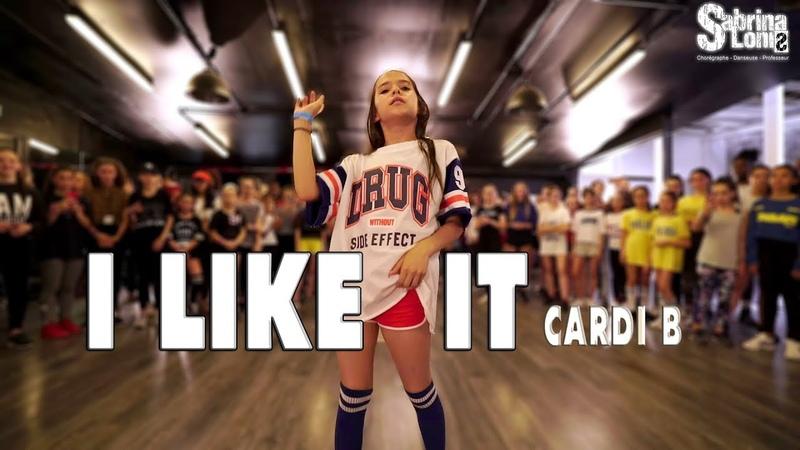 CARDI B – I Like it   Street Dance   Choreography Sabrina Lonis