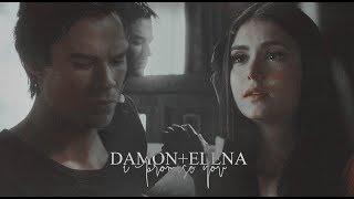 I promise you; damon elena