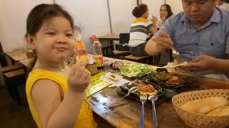 Con Gái Đi Ăn Bò Né - Nấu Ăn Dân Dã - Món Ngon Mỗi Ngày