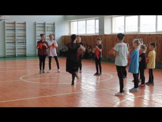 Танцевальный батл/ часть выступления Ксении Дмитриевны