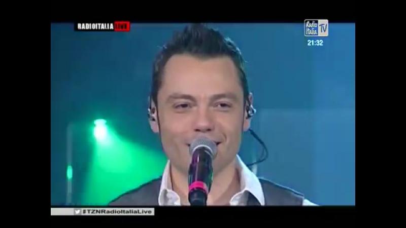 Tiziano Ferro a Radio Italia Live 2013
