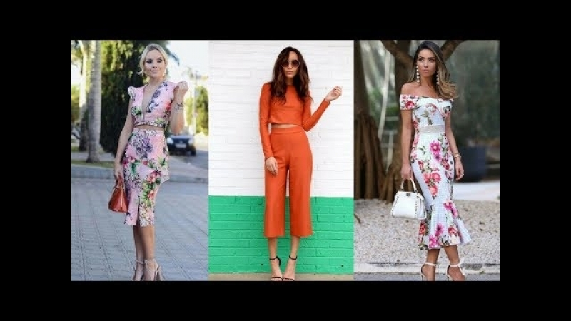 Head Turning 2018 Summer Outfit Ideas