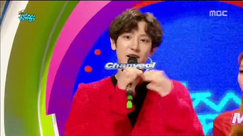 MBC 쇼! 음악중심 610회 (토) 2018-11-17 오후3시15분