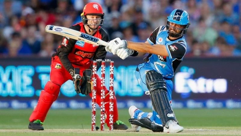 CRICKET, BBL Highlights: 2nd Semi-Final - Adelaide Strikers v Melbourne Renegades