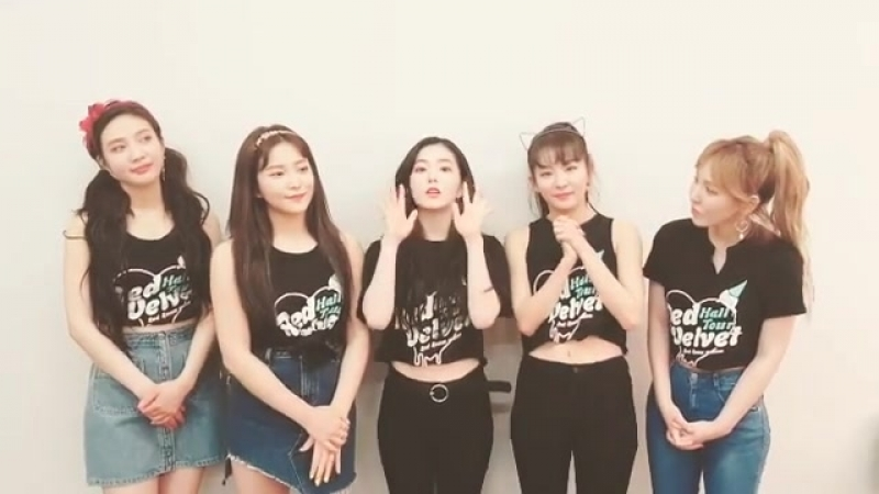 SHINee10thAnniversary SHINee (@shinee) Red Velvet