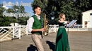 Emilio Anna - Feeling good saxophone and violin duo