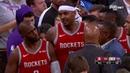 James Harden, Chris Paul, Brandon Ingram & Rajon Rondo Fight - Rockets vs. Lakers - October 20, 2018