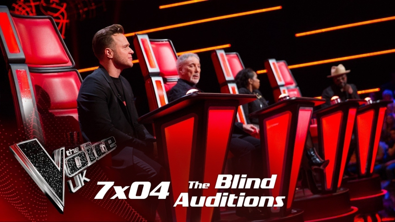 The Voice UK - 7x04 - ENG HD