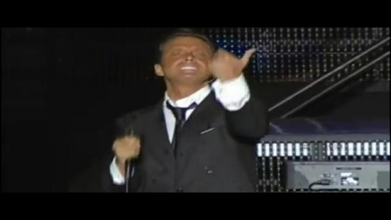 Luis Miguel - No Se Tu - El Dia Que Me Quieras - Labios De Miel Tour 2011